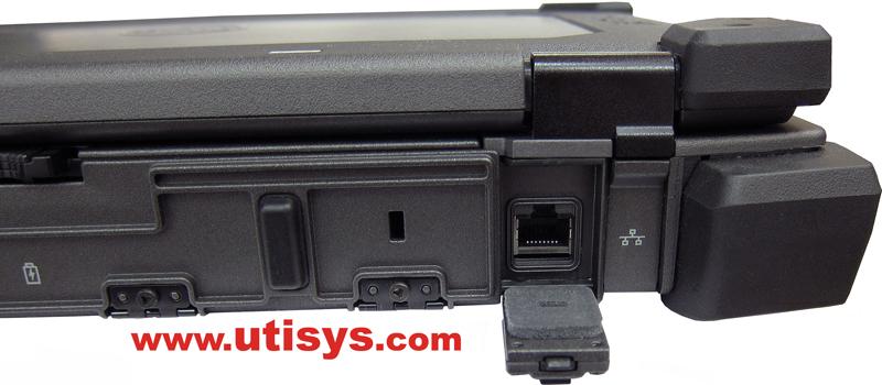 Dell Latitude E6420 XFR RJ-45 сетевое подключение