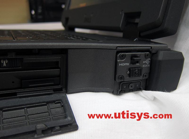 Dell Latitude E6420 XFR HDMI eSATA порты