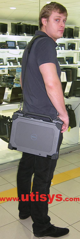 Dell Latitude E6420 XFR Shoulder Strap