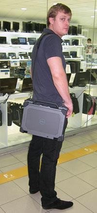 Dell E6420 XFR